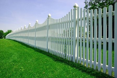 A New Fence